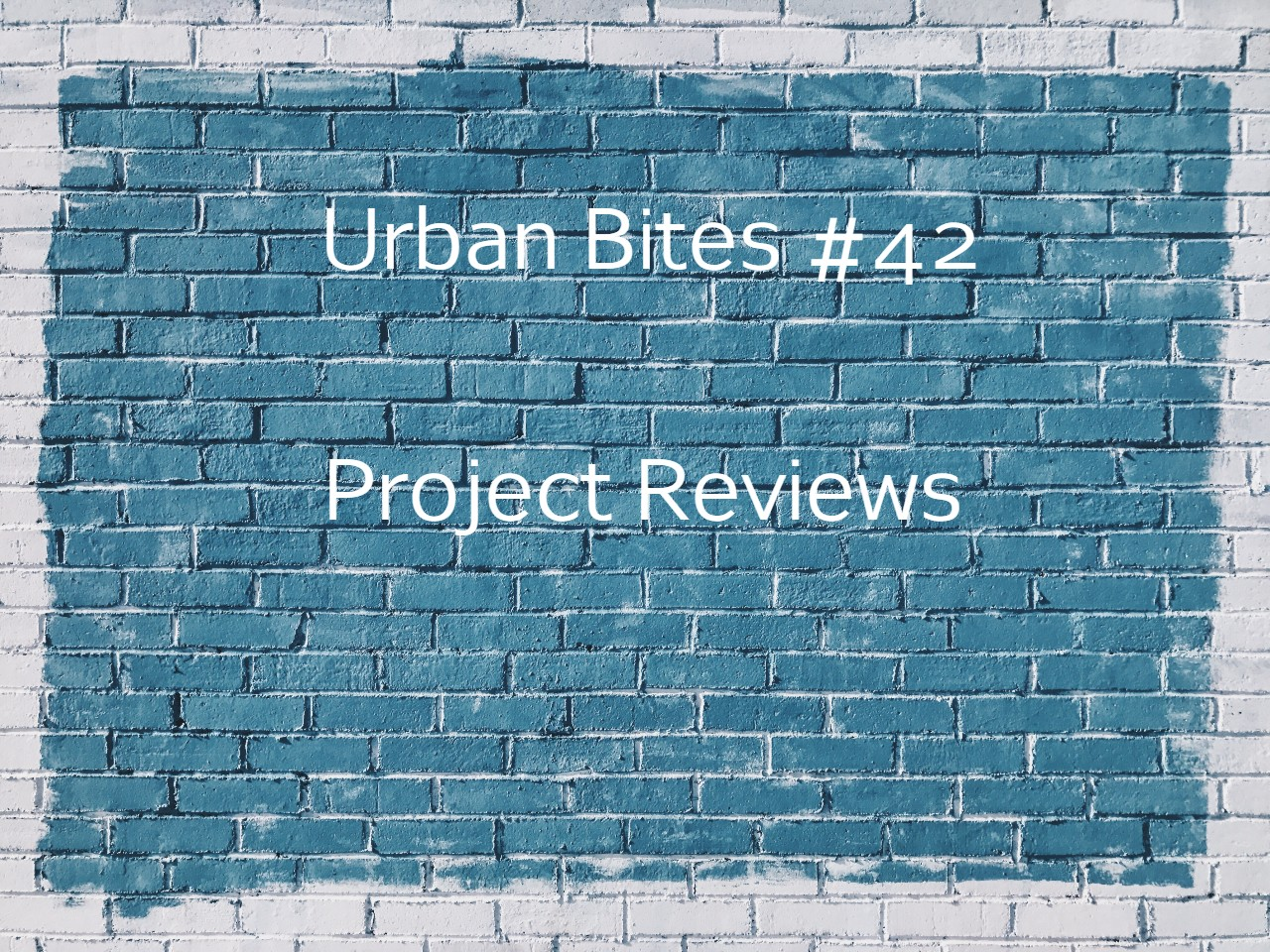 Construction project reviews