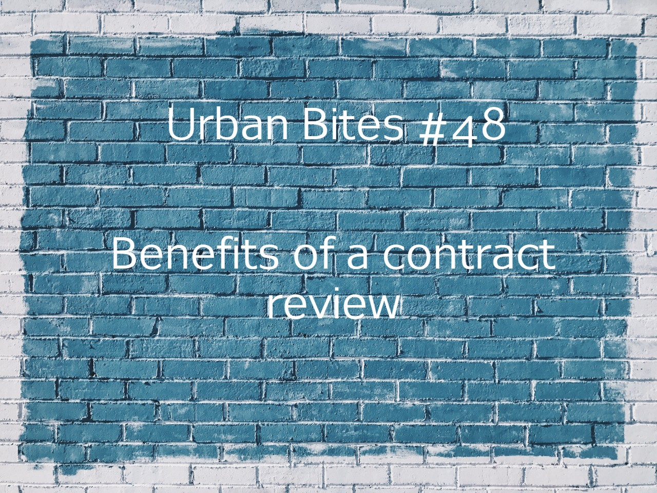 What are the benefits of reviewing your construction contract